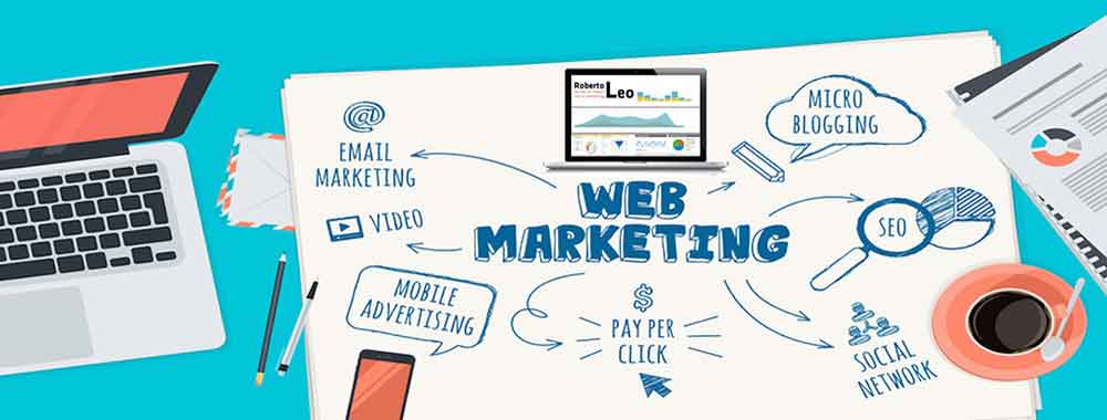 Web Marketing FAQ